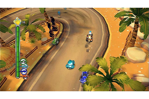 TNT Racers Review - Tech-Gaming