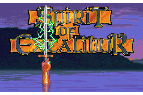 Spirit of Excalibur (1991) by Synergistic Software Amiga game