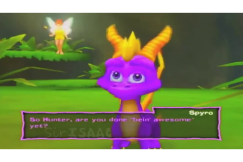 Spyro A Hero's Tail All Cutscenes - YouTube