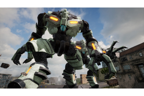 Watch Earth Defense Force: Iron Rain's First Crazy PS4 ...