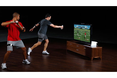 Amazon.com: EA Sports Active NFL Training Camp - Nintendo ...