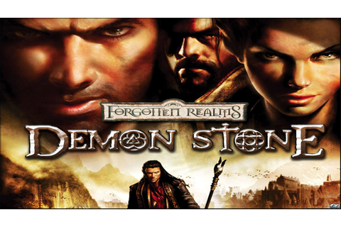 How To Download Forgotten Realms: Demon Stone Full Version ...