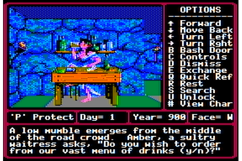 Might and Magic II: Gates to Another World Screenshots for ...