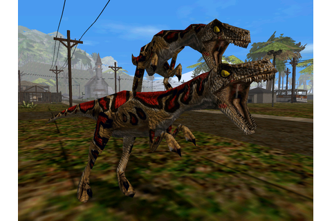Review: Jurassic Park Trespasser (Older) | xShadowsaur Gaming