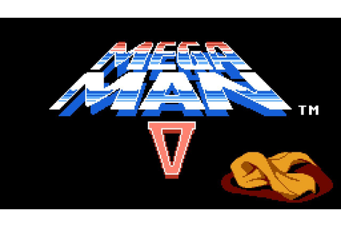 Mega Man 5 - NES Gameplay - YouTube
