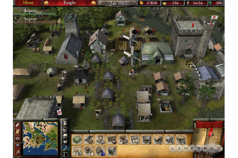 Stronghold 2 Deluxe Free Download - Ocean Of Games