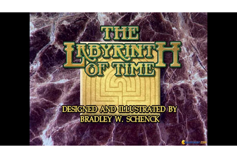 The Labyrinth of Time gameplay (PC Game, 1993) - YouTube