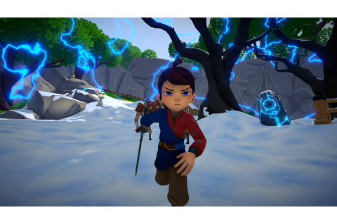 Ary and the Secret of Seasons (PS4 / PlayStation 4) Game ...