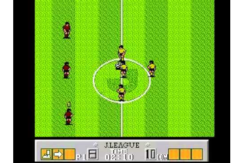 J League Fighting Soccer The King of Ace Strikers Famicom ...