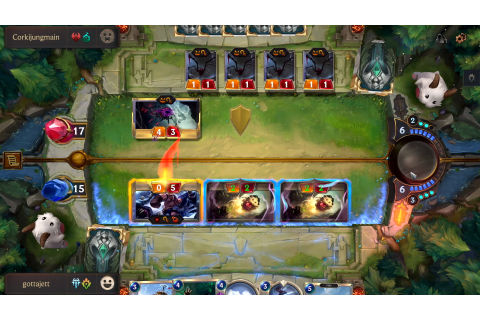 Legends of Runeterra - New Card Game From Riot Games - How ...