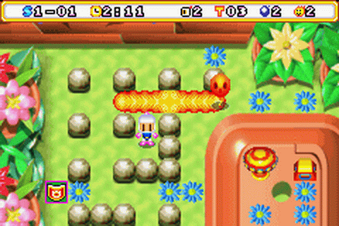 Bomberman Max 2 - Blue Advance (USA) ROM Download for ...
