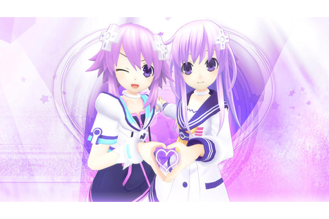 Neptunia Dual Hearts by Axection on DeviantArt