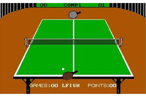 Indoor Sports Volume 1 Download (1987 Sports Game)