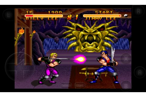 Double Dragon V - The Shadow Falls (Europe) ROM