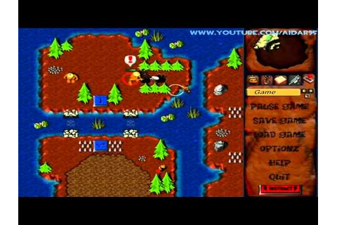 Gruntz (PC) Gameplay (1080 HD) - YouTube