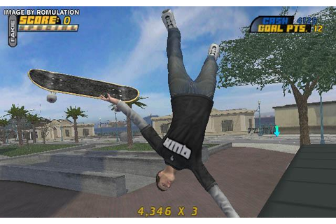 Tony Hawks Pro Skater 4 Game - Free Download Full Version ...