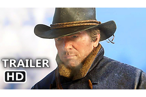 RED DEAD REDEMPTION 2 Launch Trailer (2018) Video Game HD ...