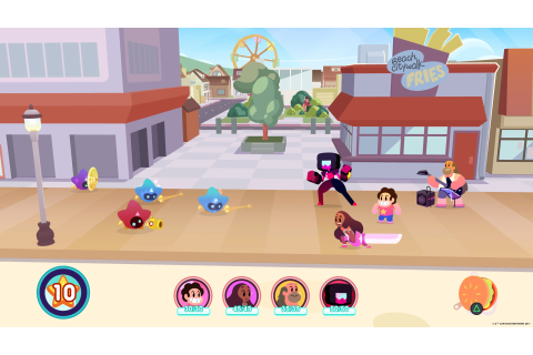'Steven Universe: Save the Light' RPG Announced, Not for ...
