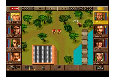Jagged Alliance: Deadly Games (pt. 1) - YouTube