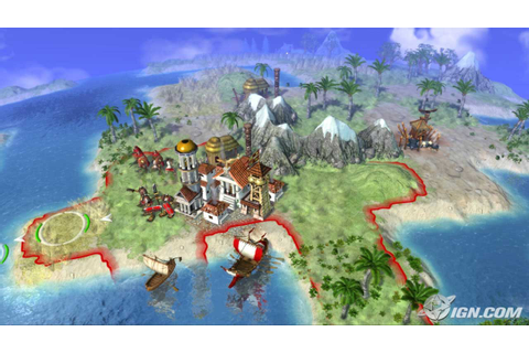 Civilization Revolution Screenshots, Pictures, Wallpapers ...