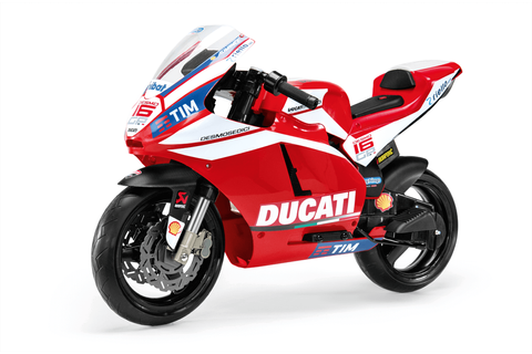 Amazon.com: Peg Perego Ducati GP Motorcycle: Toys & Games