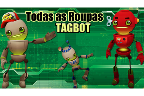 Subway Surfers - Todas as roupas do Tagbot - YouTube