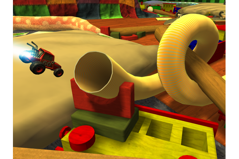 Swing Racers iOS, iPad game - Mod DB