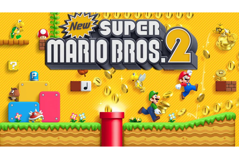 Game World: New Super Mario Bros. 2