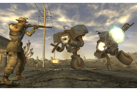 Fallout: New Vegas (PS3): Amazon.co.uk: PC & Video Games