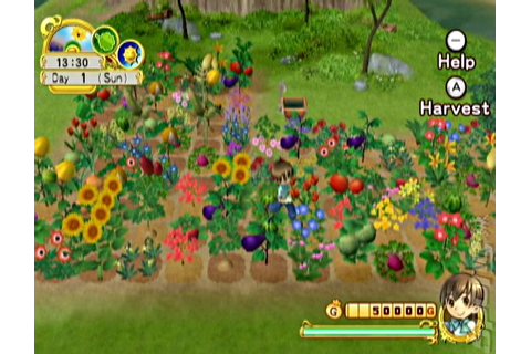 Screens: Harvest Moon: Tree of Tranquility - Wii (22 of 44)