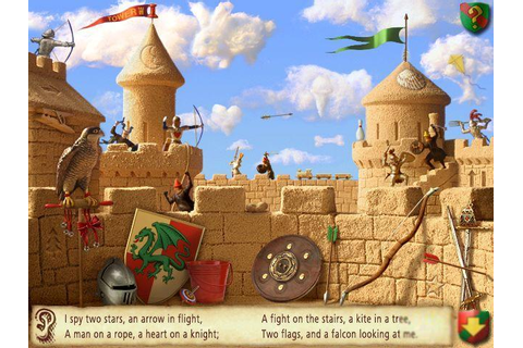 I Spy Fantasy Download (2003 Educational Game)