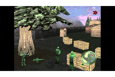 Army Men - World War - Land; Sea & Air PSX - YouTube
