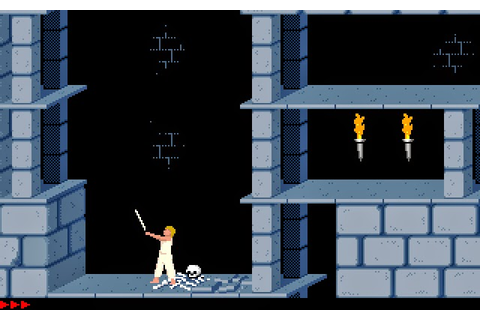My all time favourite video games: Prince of Persia - PC ...
