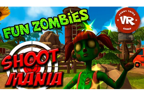 Shoot Mania VR: Fun Zombies Free Download « IGGGAMES