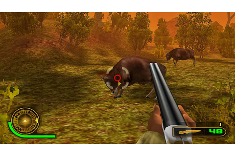 Cabela's Dangerous Hunts: Ultimate Challenge PSP ...