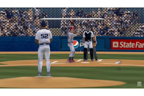 Major League Baseball 2K10 PSP Gameplay HD - YouTube