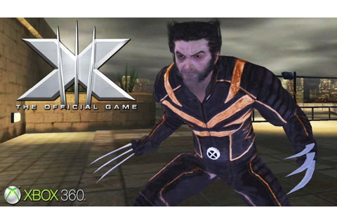 X-Men: The Official Game - Xbox 360 Gameplay (2006) - YouTube