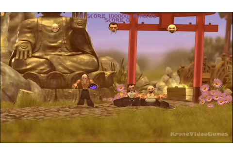 Rag Doll Kung Fu Gameplay PC HD - YouTube