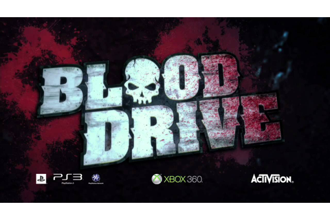 "Trailer - BLOOD DRIVE ""Intro Trailer"" for PS3 and Xbox 360 ..."