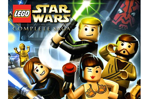 LEGO Star wars: The complete saga iPhone game - free ...