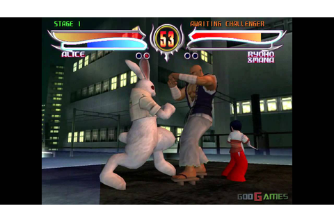 Bloody Roar 4 - Gameplay PS2 HD 720P - YouTube