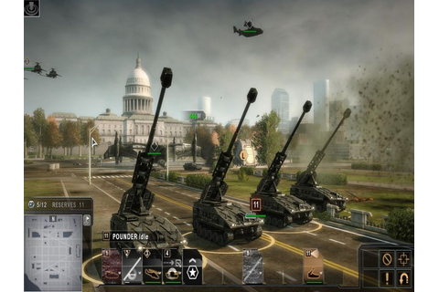 Tom Clancy's Endwar Game Download Free For PC Full Version ...