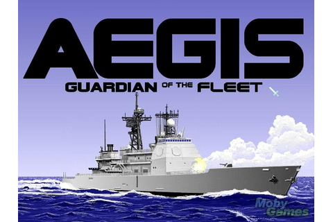 Download AEGIS: Guardian of the Fleet - My Abandonware