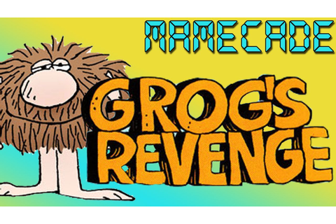 Grog's Revenge Commodore 64 Video Game Review - MAMECADE ...
