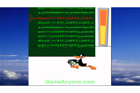Looney Tunes: Duck Amuck (Extra 7) - Recycle The Code ...