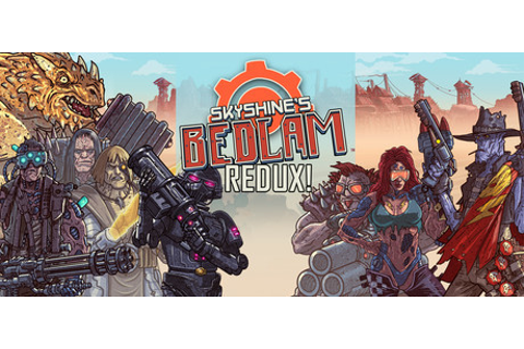 Skyshine's BEDLAM on Steam