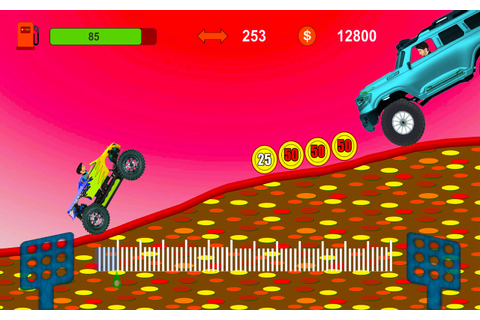 Amazon.com: Drive 2 Hill Hot wheels Racing game: Appstore ...