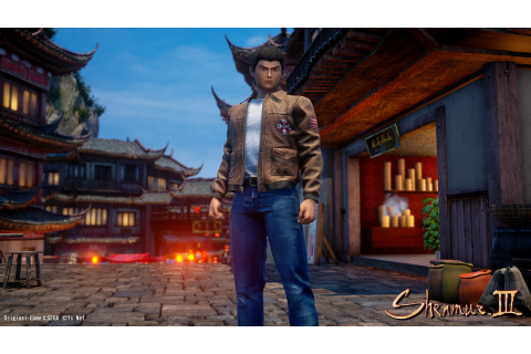 Shenmue 3 nearly wasn't an open world game | GameWatcher