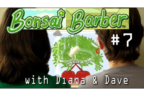 Let's Play Bonsai Barber #7 - YouTube