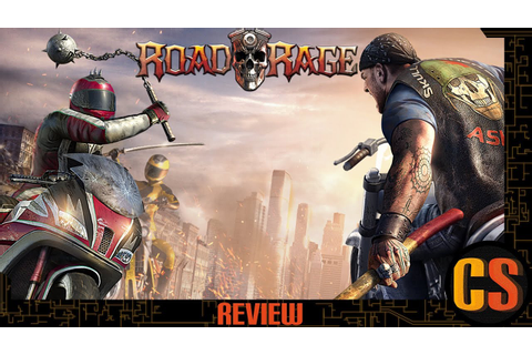 ROAD RAGE - PS4 REVIEW - YouTube